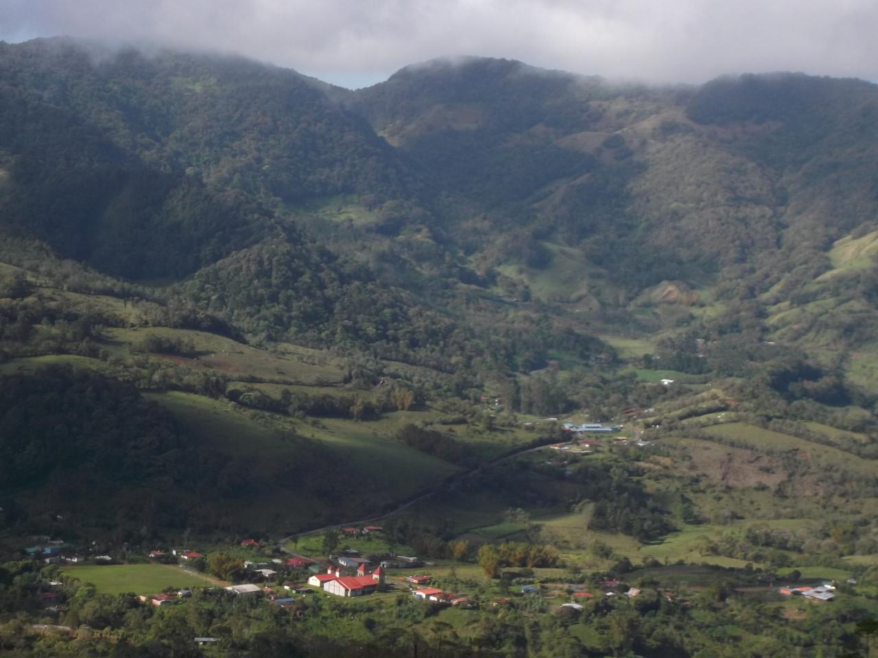 Cedral, Costa Rica